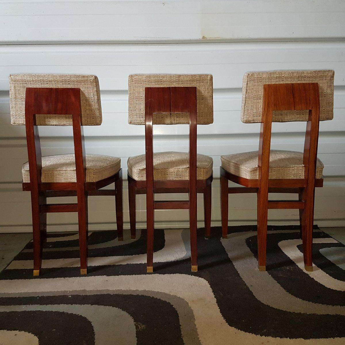Chaise Art Deco-photo-2