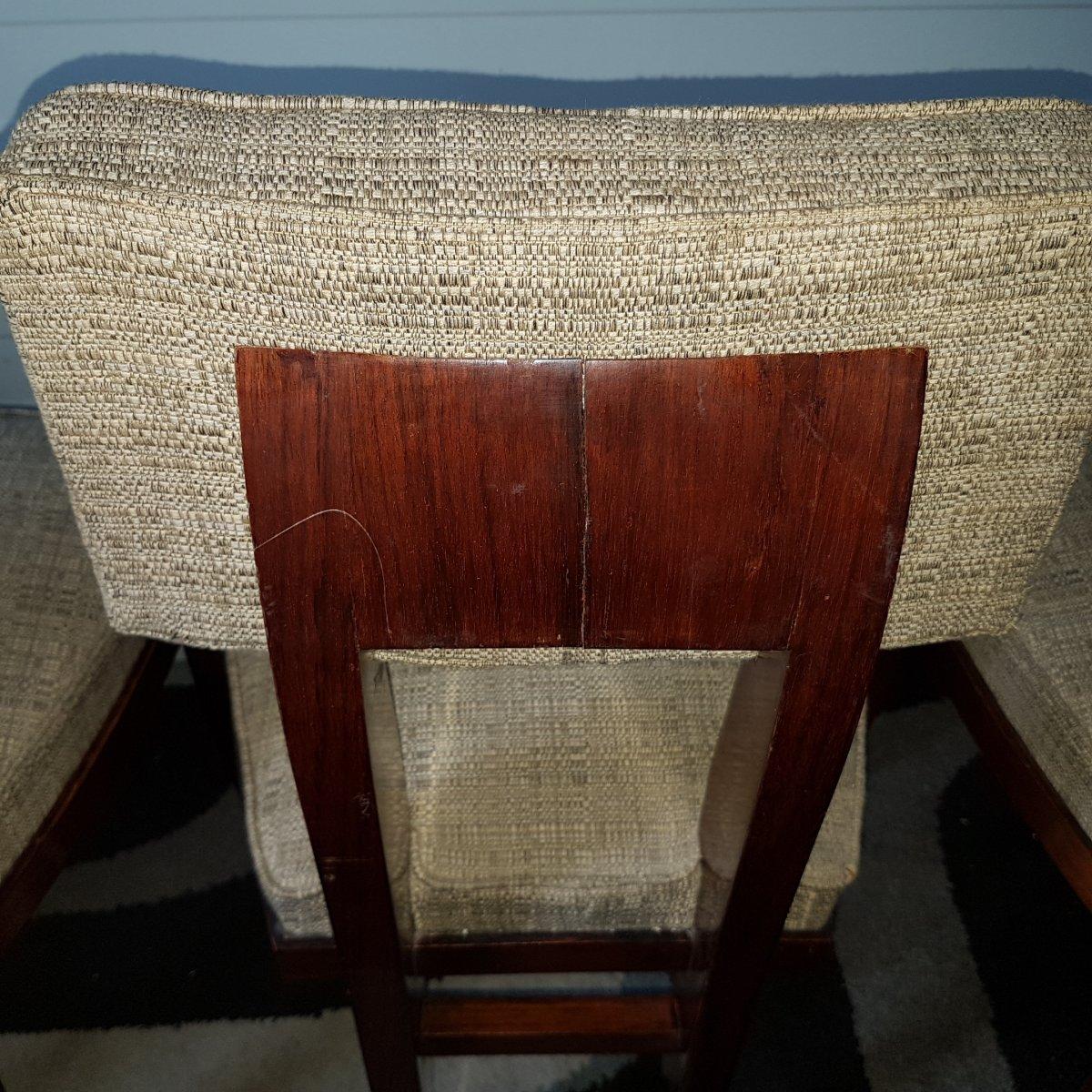 Chaise Art Deco-photo-3