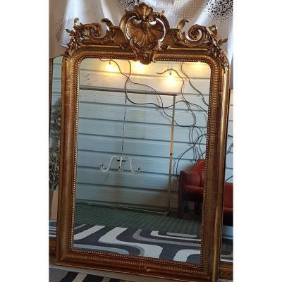 Miroir Louis Philippe Dore
