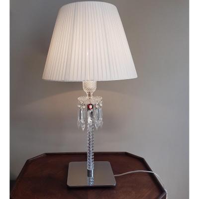 Baccarat Torch Lamp