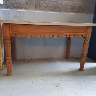 Table De Confiseur 1900