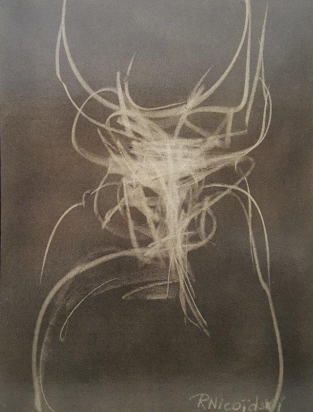 Tableau composition de Robert NICOIDSKI-photo-3