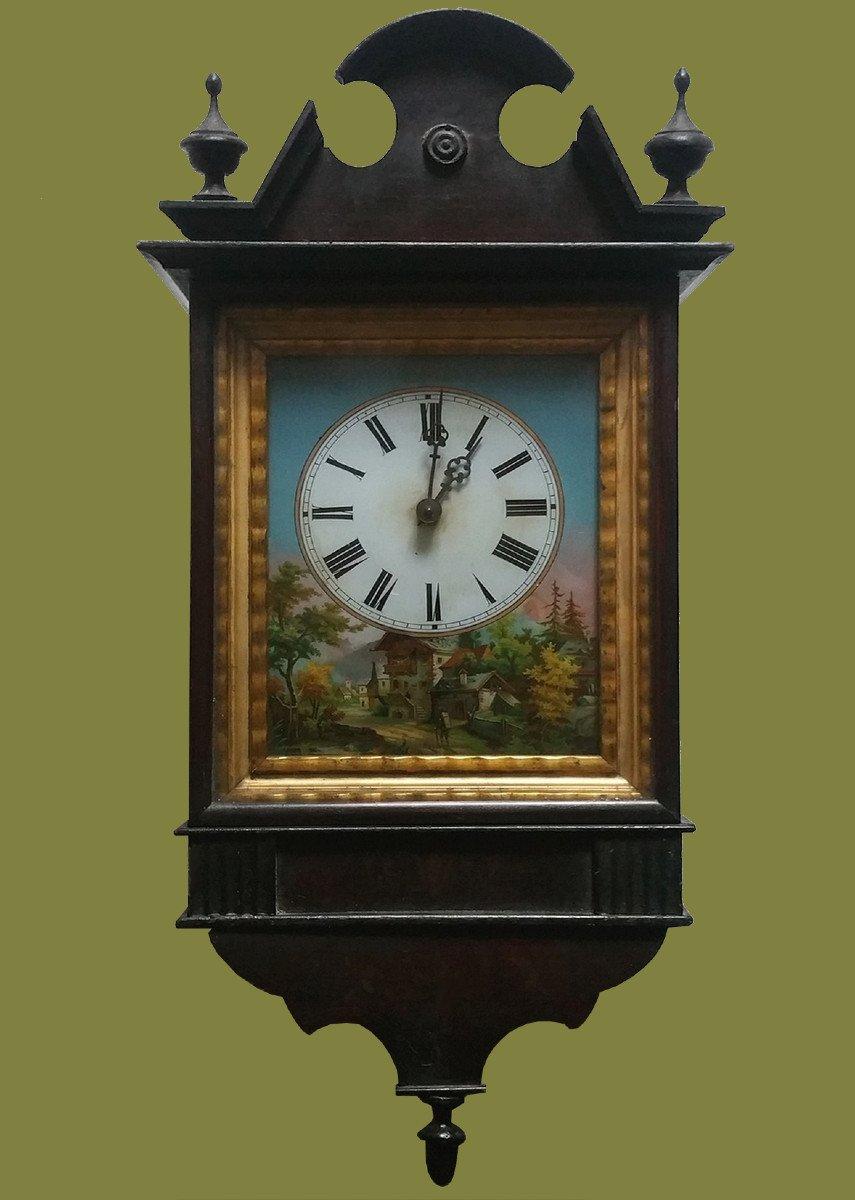 Horloge d'applique d'époque Napoléon III