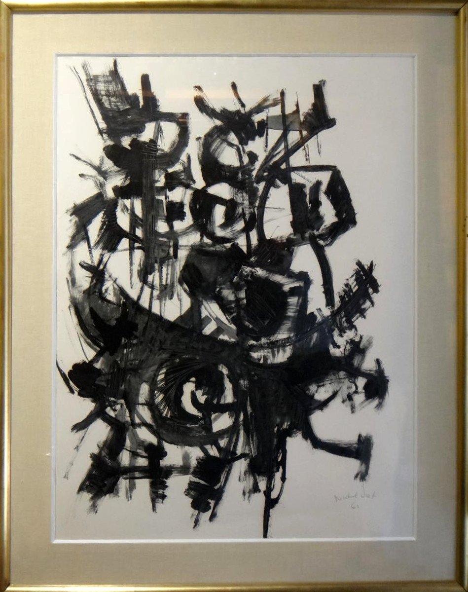 Michel VIOT  Composition Abstraite