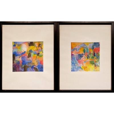 2 Compositions De Francis COGNE