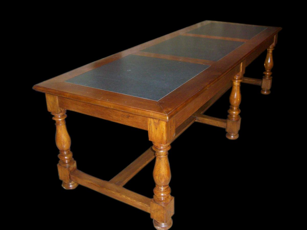 Table manger tables salle manger for Table salle a manger grande longueur