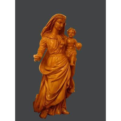 Vierge à l'Enfant