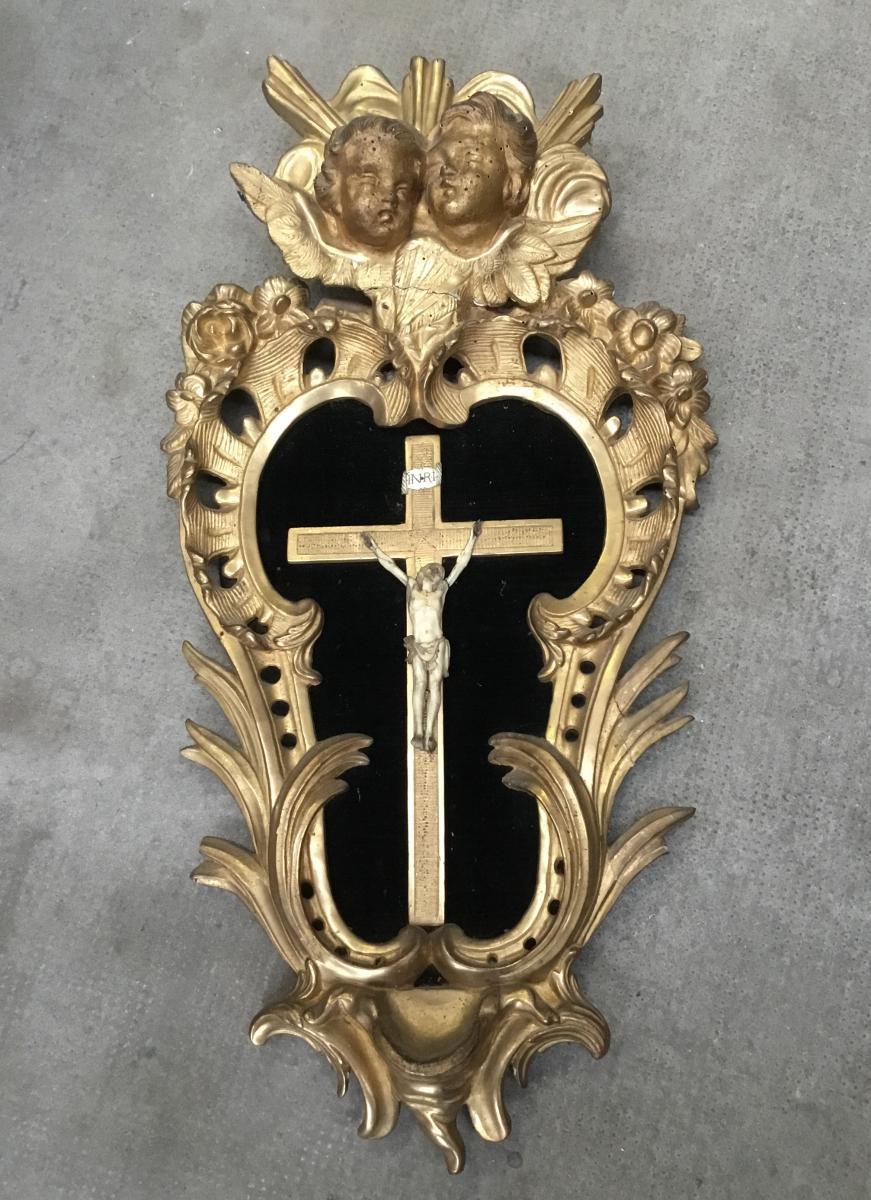 Christ In Ivory, Eighteenth Century