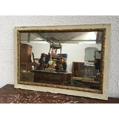 Miroir de trumeau, XVIIIème siècle