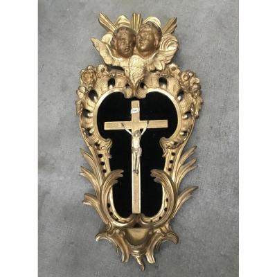 Christ en ivoire, XVIIIème siècle