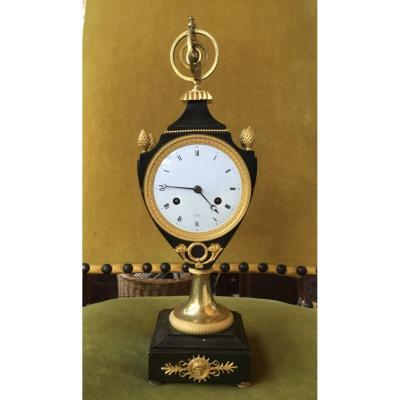 Empire Clock, Movement Of Dubuc