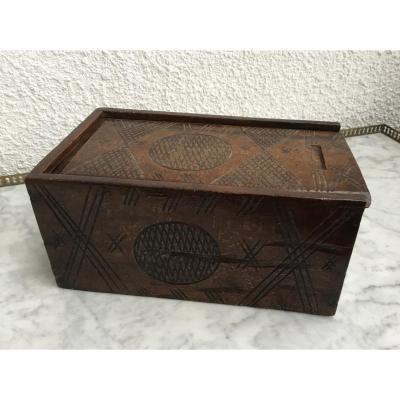 Box, Popular Art, XIXth Century