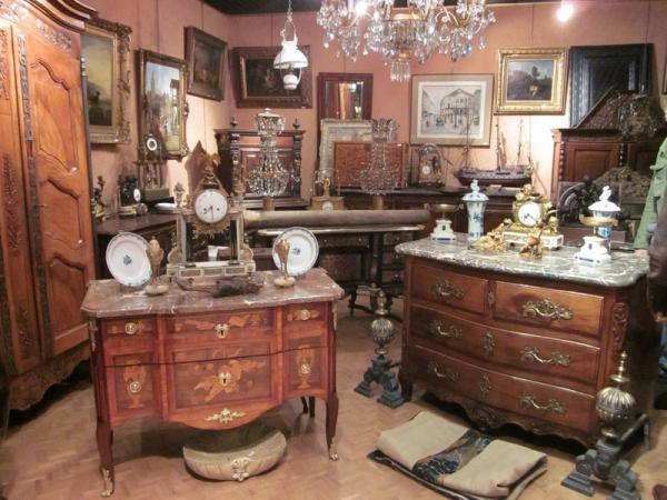 Grange Antiquités