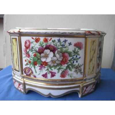 A French Porcelain Tulip-holder