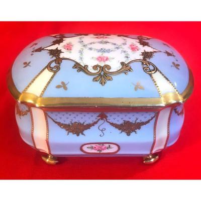 Boîte Porcelaine Limoges