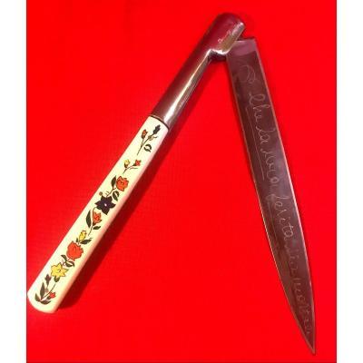 Couteau Vendetta Corse