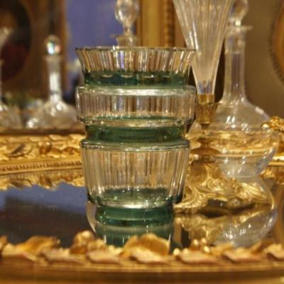 Vase Art Deco Signé Val Saint Lambert