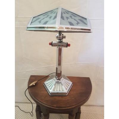 Lampe Pirouett  1930 Avec Dateur