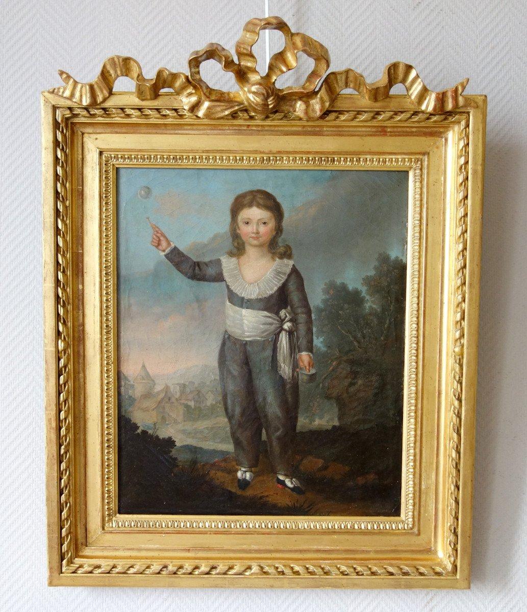 Portrait Of Louis Joseph De France First Dauphin
