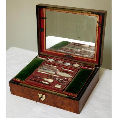 Empire Travel Set - France Circa 1815