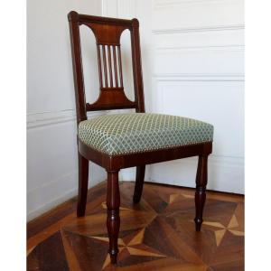 Chair By Jacob For Louis Philippe At Chateau De Bizy - Fire And Stencil Brands
