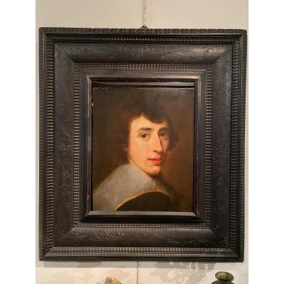 Portrait XVIIeme
