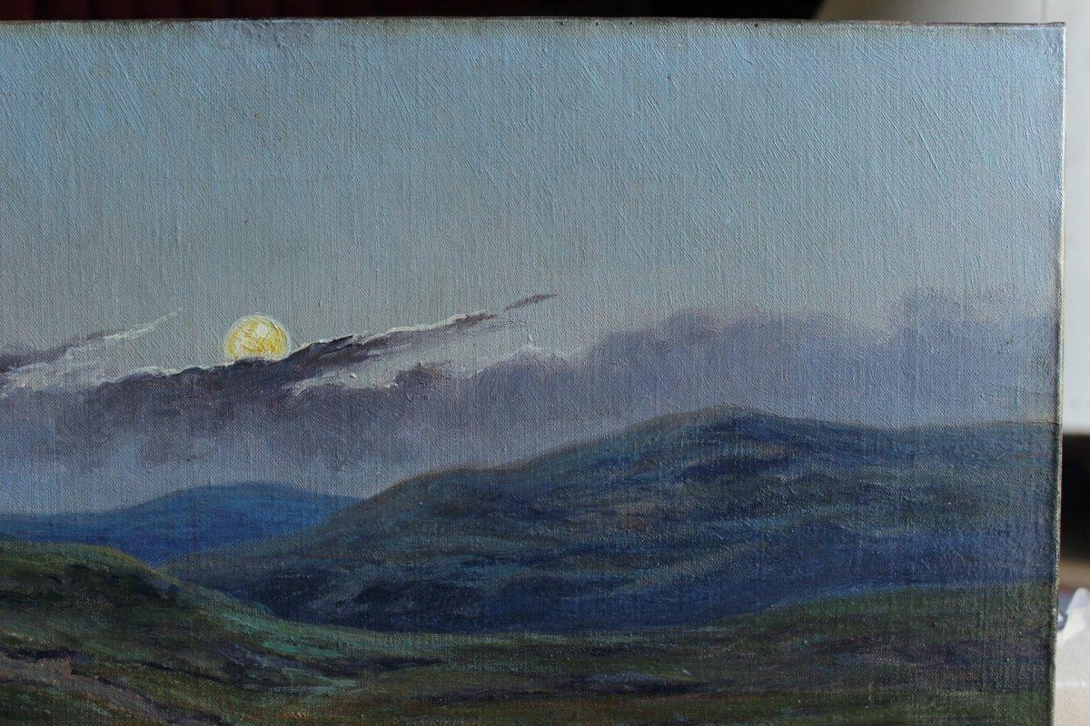 Félix Choisnard (1846-1924). Les Monts d'Arrée en Bretagne-photo-4