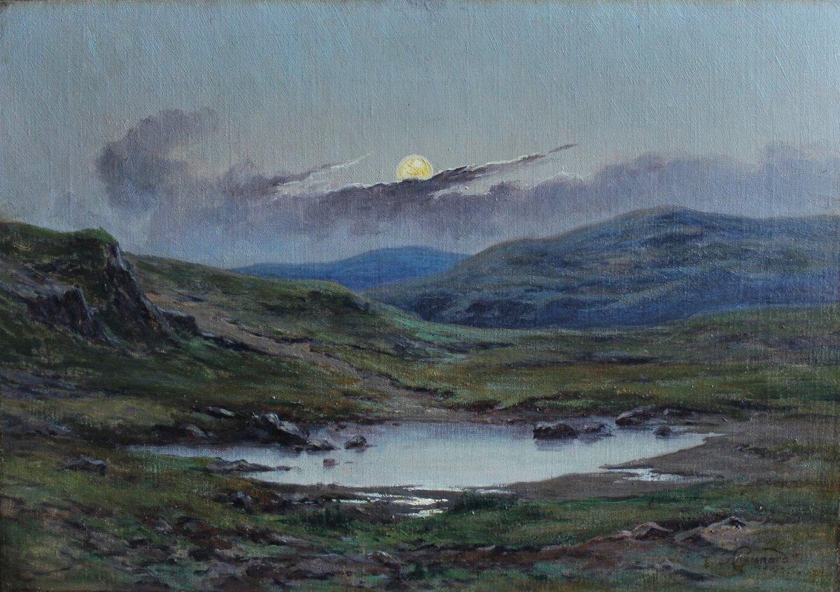 Félix Choisnard (1846-1924). Les Monts d'Arrée en Bretagne
