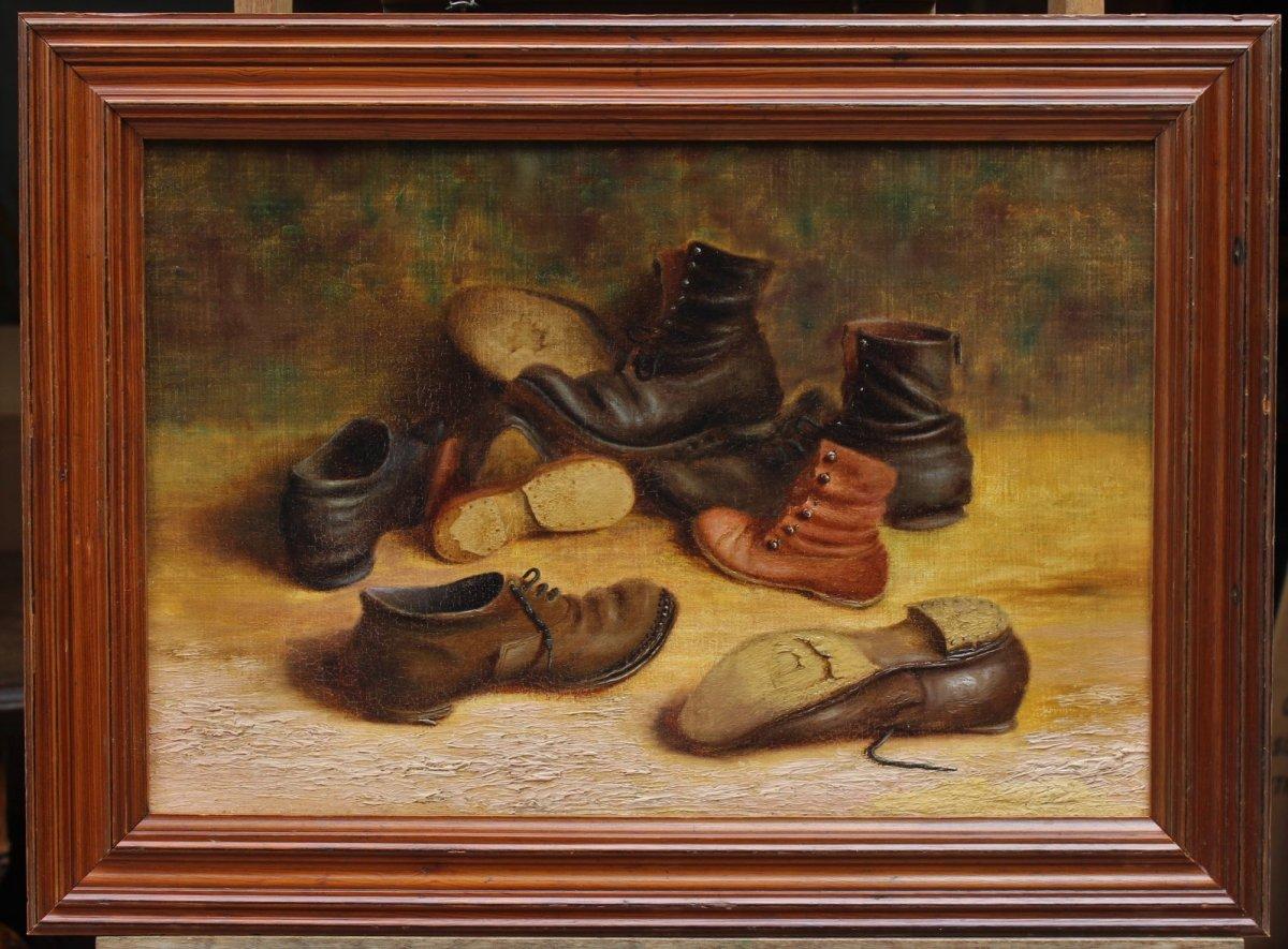 Les godillots, fin XIXè
