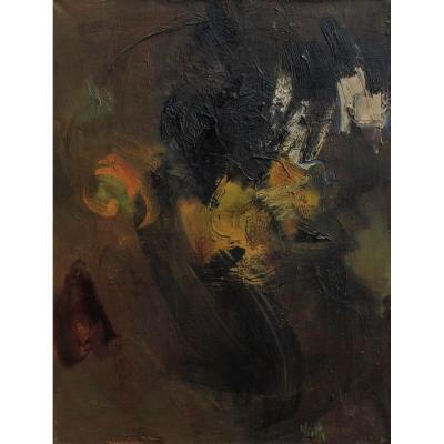 Jean MIOTTE (1926-2016), composition années 60