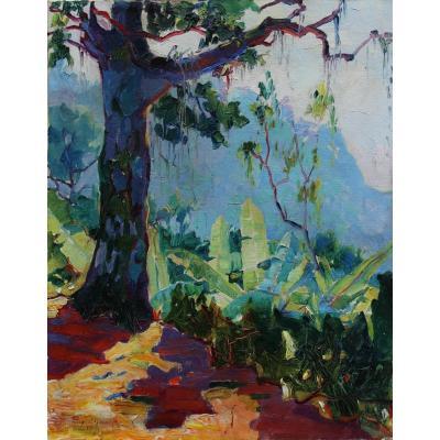 Paul GAGARIN (1885-1980),Rio Janeiro Brésil