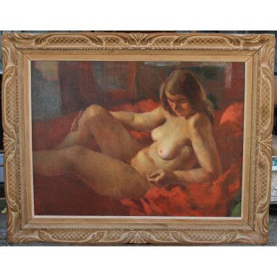 Ferdinand Henri MAIRE (1901-1963), femme nue