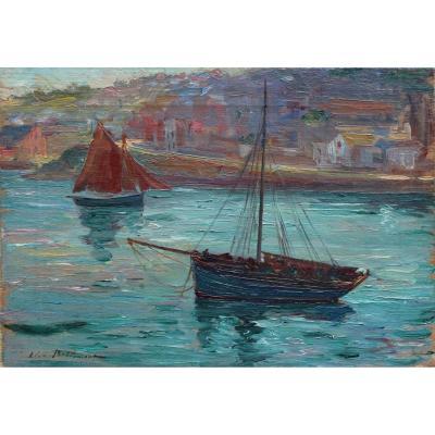 Léon Bellemont (1866-1961), Breton Navy