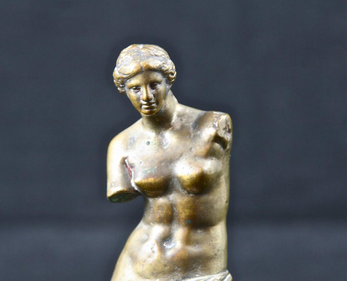 """Bronze XIXème """" La Venus De Milo"""""""