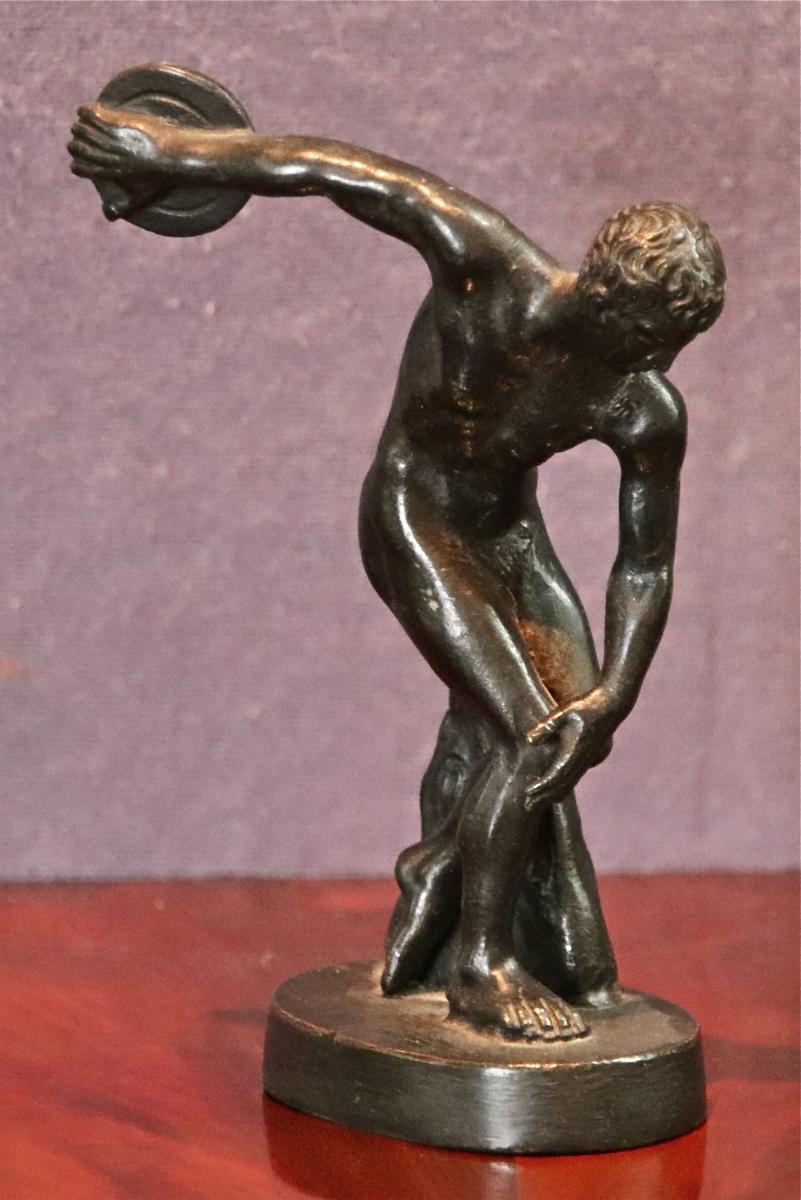 Disco XIXth Bronze