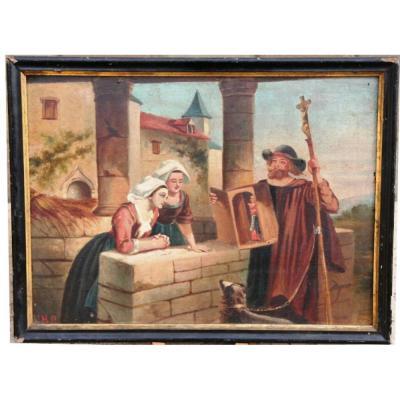 Peinture XIXème