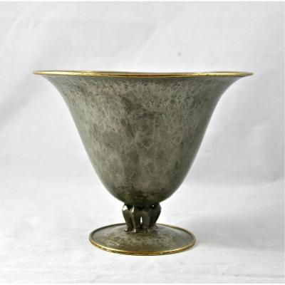 Tin Cup Silver From Maurice Daurat 1925