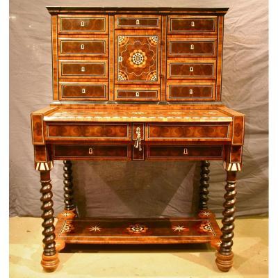 Cabinet, Bureau Des Flandres Début XVIIIème