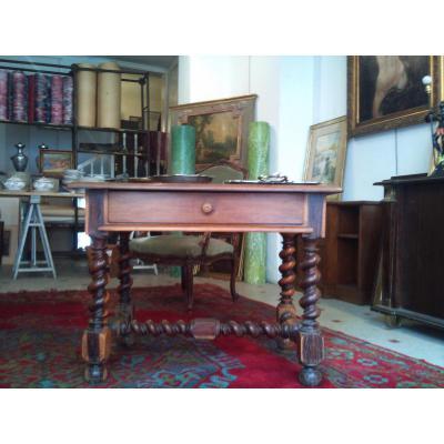 Table Louis XIII En Gaiac