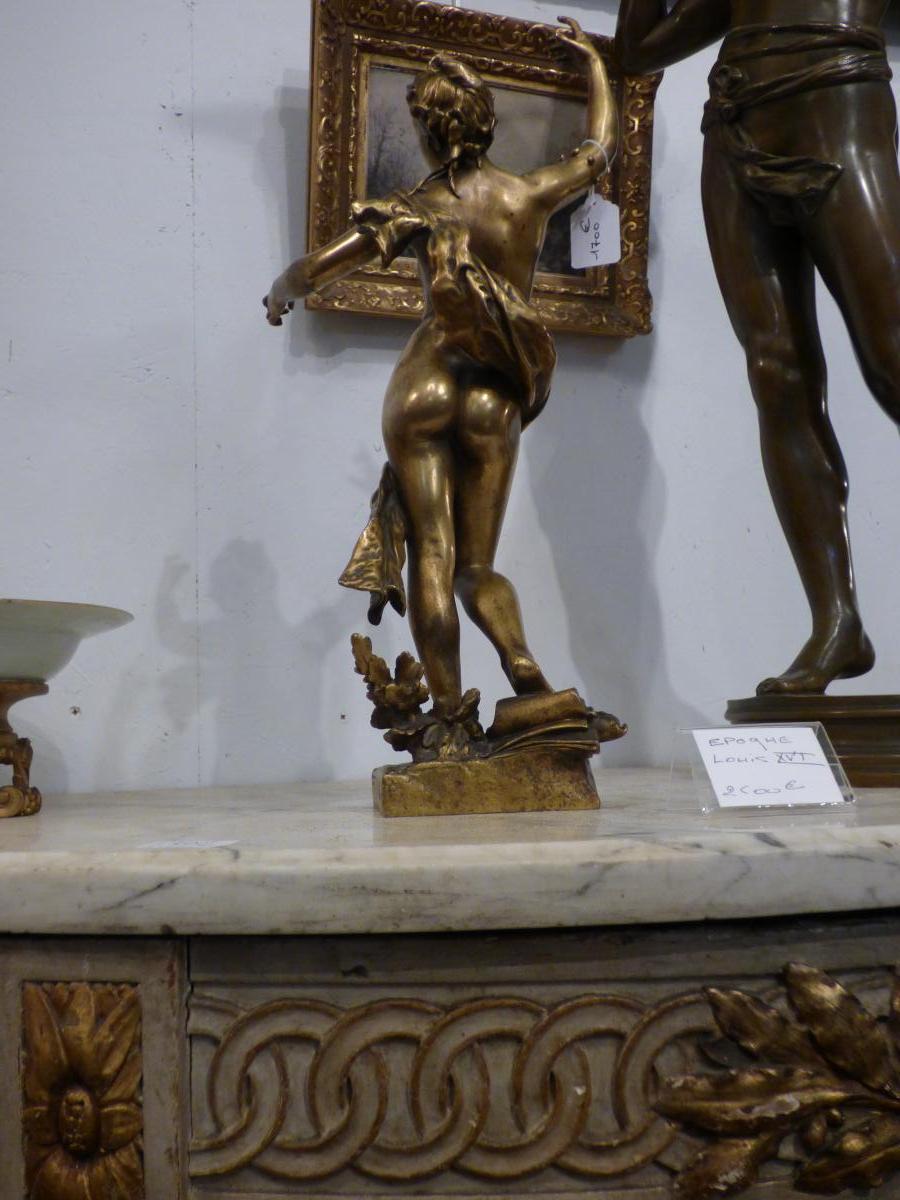 """Bronze """"la Jeunesse"""""""