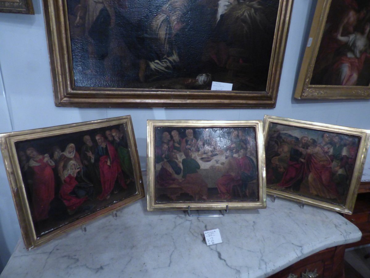 Paintings From 16 Eme