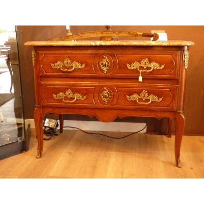 Chest Of Drawers Louis XV