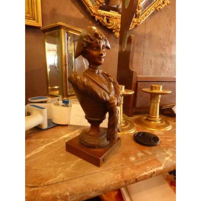 Bronze de sylvain  kinsburger