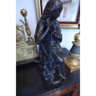 Bronze Faure Debrousse