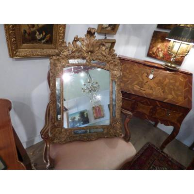 Bois Dore Louis14 Mirror