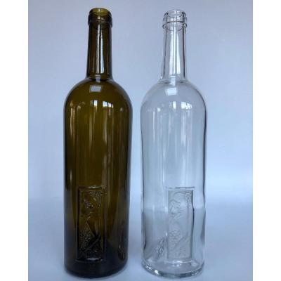 R. Lalique Bouteilles De Vin