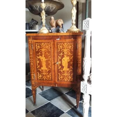 Table d'Appoint Italie Vers 1800