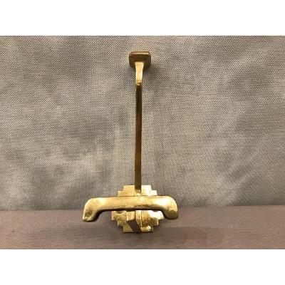 19th Century Brass Hook