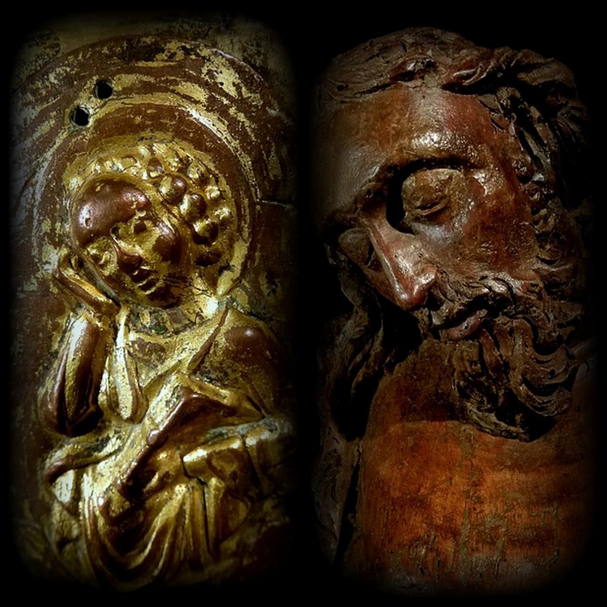 Heavenly Sculptures antiques