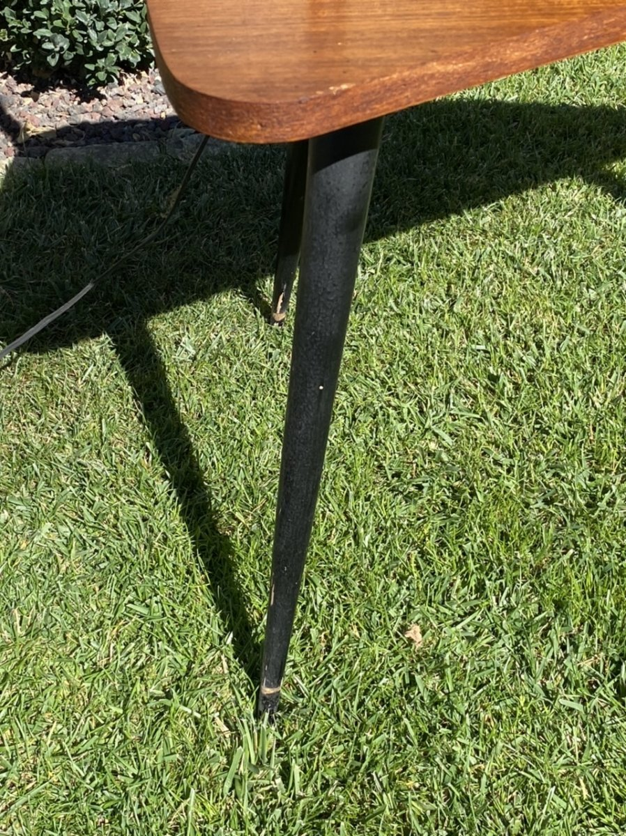 1960s Coffee Table / End Table-photo-3